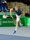 Kyle Edmund at Zurioch Open 2012 Royalty Free Stock Photos