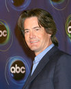 Kyle maclachlan abc tv tca party wind tunnel pasadena ca january Royalty Free Stock Images