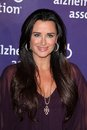 Kyle richards at the th annual a night at sardi s fundraiser and awards dinner benefiting the alzheimer s association beverly Stock Photography