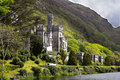 Kylemore Abbey Royalty Free Stock Photo