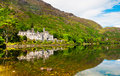 Kylemore Abbey, Connemara, Ireland Royalty Free Stock Photo