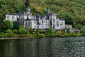 Kylemore Abbey, County Galway, Ireland Royalty Free Stock Photo