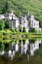 Kylemore Abbey, Ireland Royalty Free Stock Photo