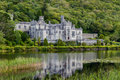 Kylemore Abbey, Ireland Royalty Free Stock Photo