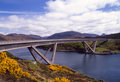 Kylesku bridge, Assynt, Scotland Royalty Free Stock Photos