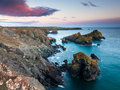 Kynance Cove Cornwall Royalty Free Stock Image