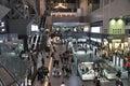 Kyoto Station Royalty Free Stock Photo
