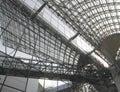Kyoto Rail Station, Japan Royalty Free Stock Photo