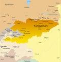 Kyrgyzstan Royalty Free Stock Photos