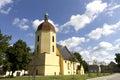 Kyrka i tyskland Fotografering för Bildbyråer
