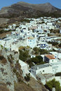 Kythera village the of island greece Stock Photo
