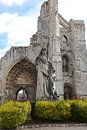 L'Abbaye Saint-Bertin Royalty Free Stock Photography
