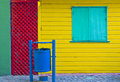 La Boca Royalty Free Stock Image