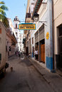 :La Bodeguita del Medio in Havana Royalty Free Stock Photos