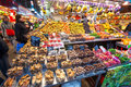 La boqueria market, Barcelona, Spain. Royalty Free Stock Image
