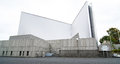 La cathédrale de st mary dans tokyo japan Photo stock