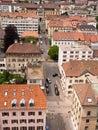 La Chaux de Fond, Switzerland Royalty Free Stock Photo