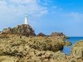 La Corbiere Lighthouse On The ...