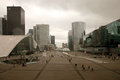 La defense paris business center in Stock Images