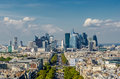 La Defense Royalty Free Stock Photo