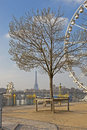 La Grande Roue Ferris Wheel Royalty Free Stock Photo