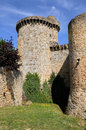 La madeleine castle in chevreuse france ile de france Royalty Free Stock Image