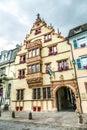 La Maison Des Têtes In Colmar