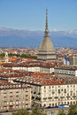 La Mole Antonelliana in Turin, Piedmont. Italy Royalty Free Stock Images