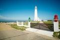 La Paloma lighthouse Royalty Free Stock Photo