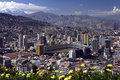 La Paz - Bolivia Royalty Free Stock Photo