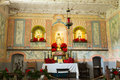 La Purisima Conception mission CA Royalty Free Stock Photo