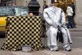 La Rambla, Barcelona, Spain Stock Photography