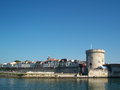 La Rochelle Royalty Free Stock Photos
