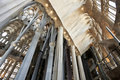 La Sagrada Familia Royalty Free Stock Photography