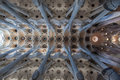 La Sagrada Familia Church Barcelona Spain Stock Image