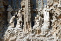 La Sagrada Familia - Nativity Royalty Free Stock Photography