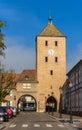 La Tour des Chevaliers in Haguenau - Alsace, France Royalty Free Stock Photo
