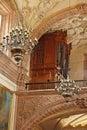 La Valenciana Guanajuato Royalty Free Stock Photo