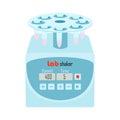Lab equipment shaker