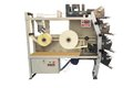 Label printing machine the image of a professional Stock Photos