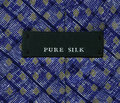 Label Silk tie Royalty Free Stock Photos