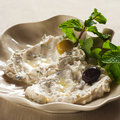 Labneh Royalty Free Stock Photo