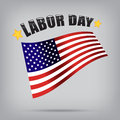 Labor day american vector this is a Stock Photo