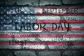 Labor Day Royalty Free Stock Photo
