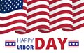 Labor Day poster or header for web