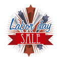 Labor day sale Royalty Free Stock Image