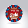 Labor day sale Stock Images