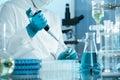 Laboratory Royalty Free Stock Photography