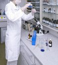 Laboratory Royalty Free Stock Photo