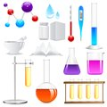 Laboratory Glassware Royalty Free Stock Image